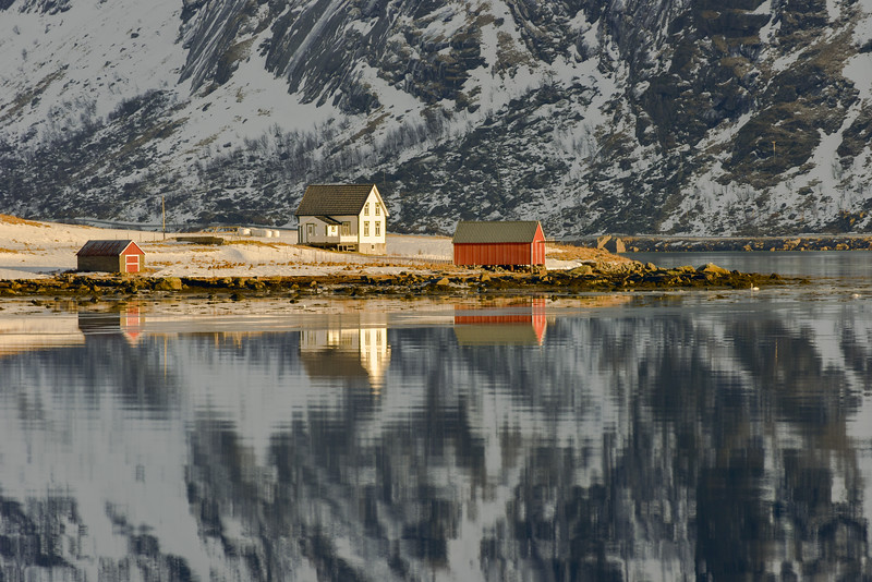 Boosen, Lofoten Islands, Norway