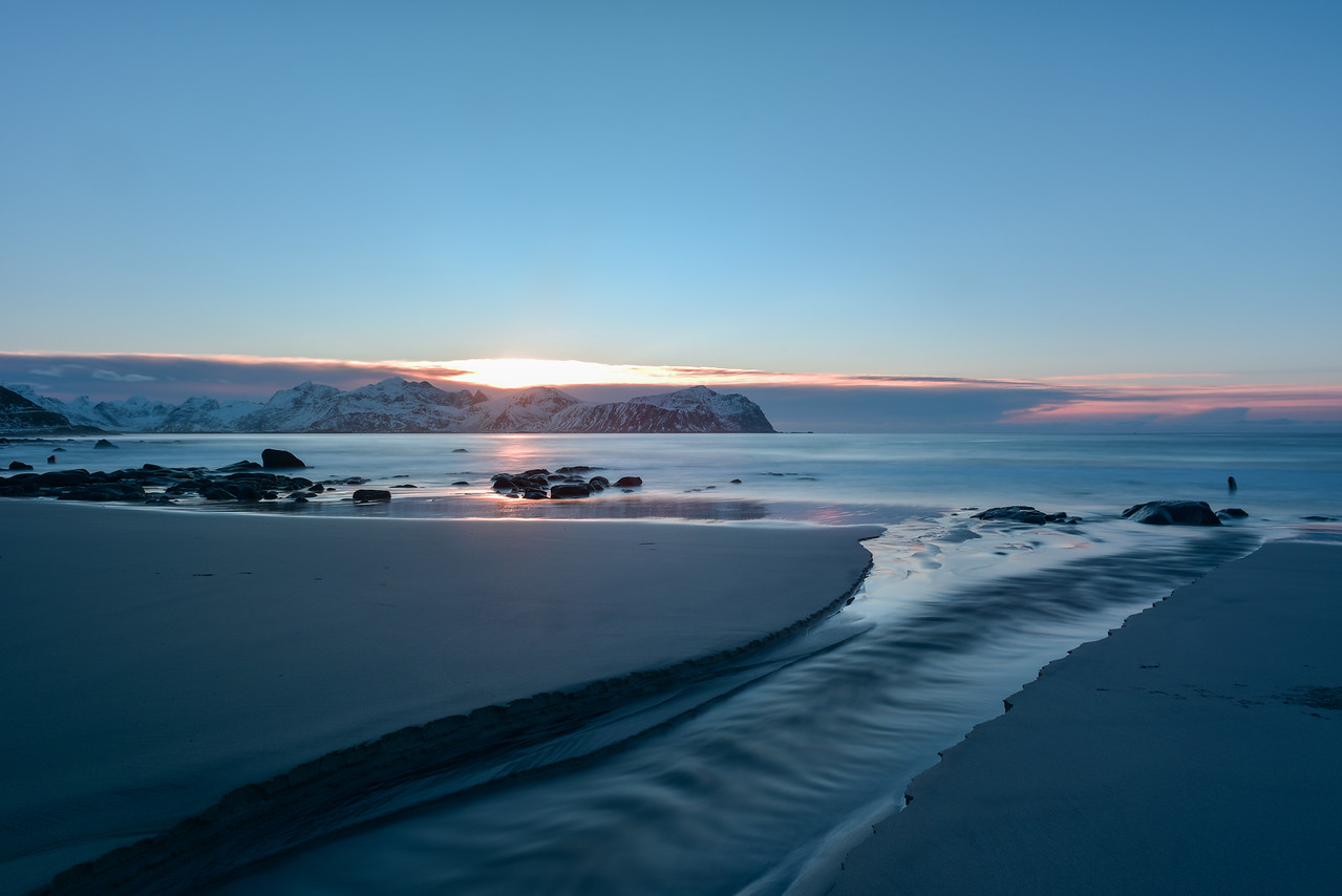 Vikten Beach - Lofoten Beach, Norway