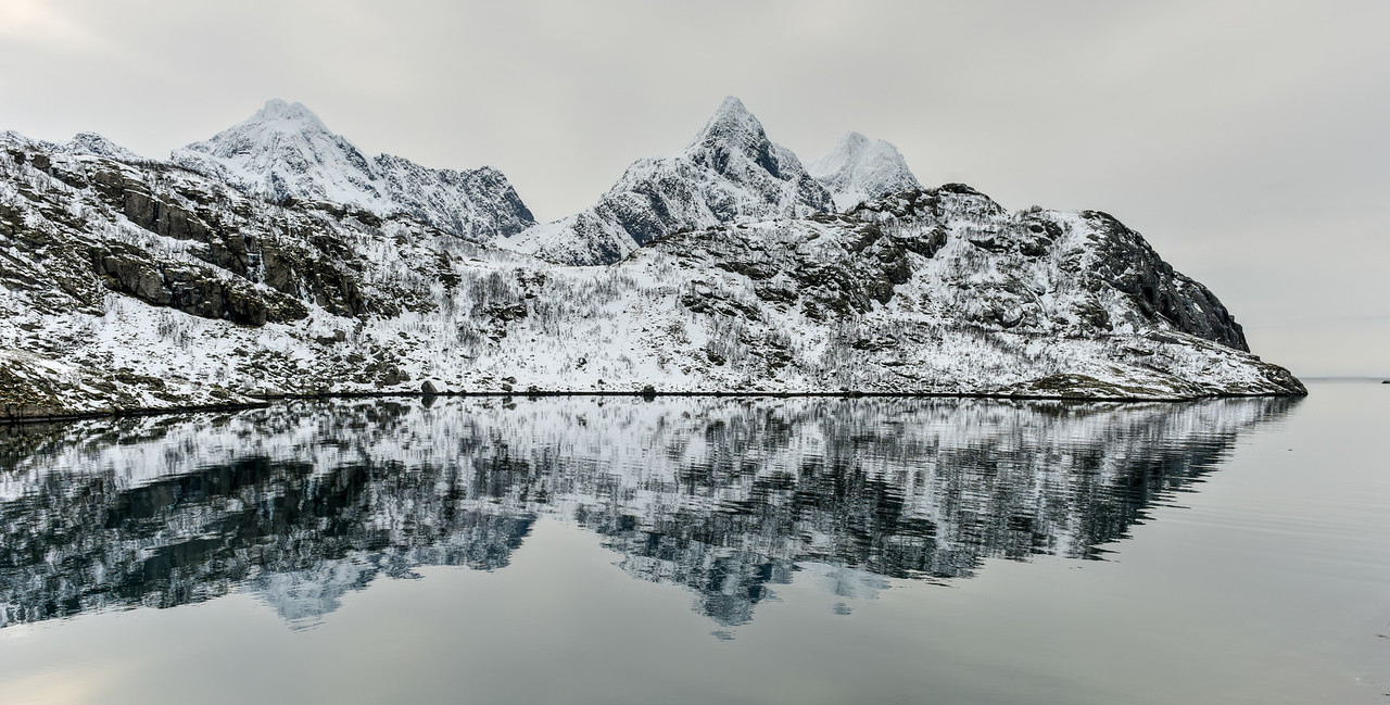 Maervoll, Vestvagoy - Lofoten Islands, Norway