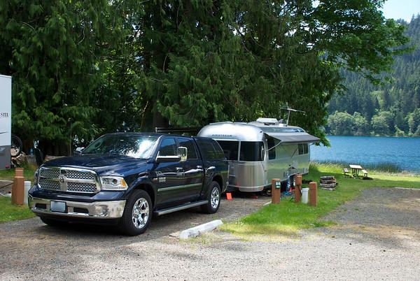 Log Cabin Resort, 05/2014, Site #26