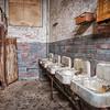 Ladies' Restroom, Lonaconing Sik Mill