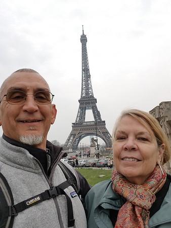 London- Paris etc. 3-18