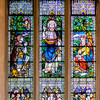 Stained Glass Window - Westminster Abbey