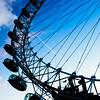 London Eye Close up