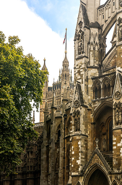Westminster Abbey - Westminster Palace