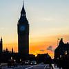 Big Ben at Sunset