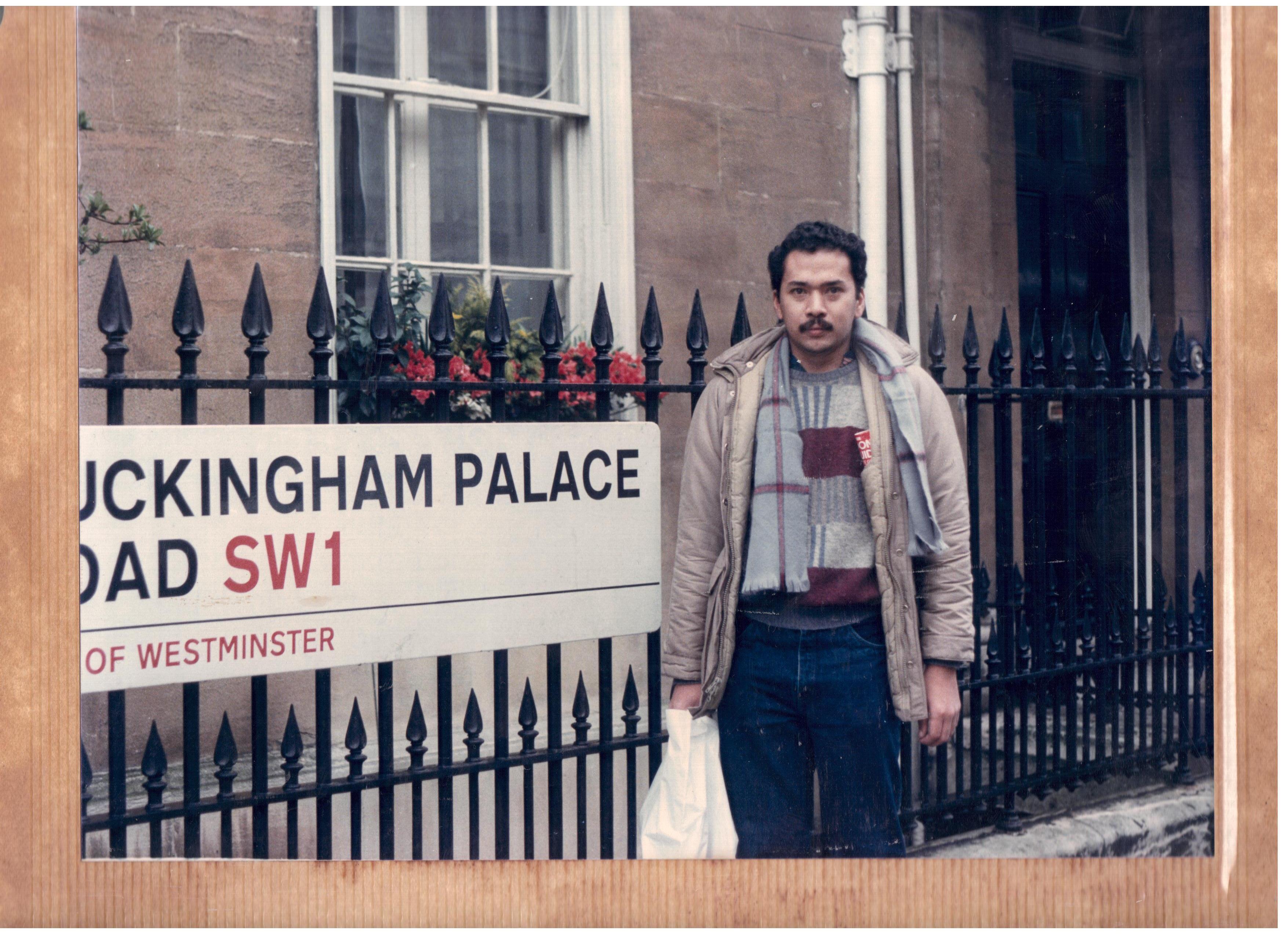 London 1986
