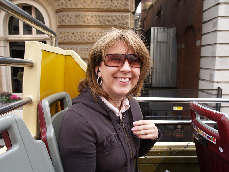 We took a guided tour on an open top double decker bus which was very worthwhile.