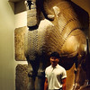 Tim at the Winged Bull (2002).