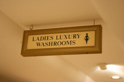 Fancy Toilets