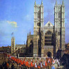 Westminster Abbey, by Canaletto (1751).