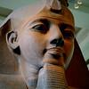 Ramesses II, 1250 B.C., Thebes.