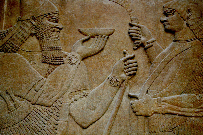 Sennacherib, Ninevah, Iraq.