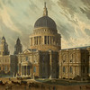 St. Paul's (D. Havell, 1818, British Library).