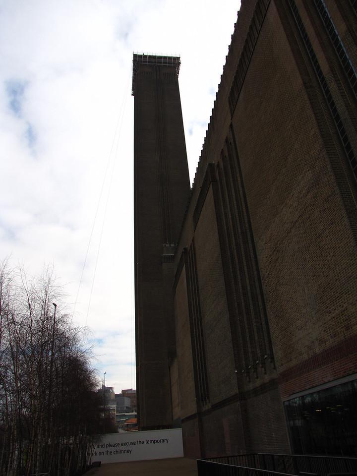 The Tate Modern.