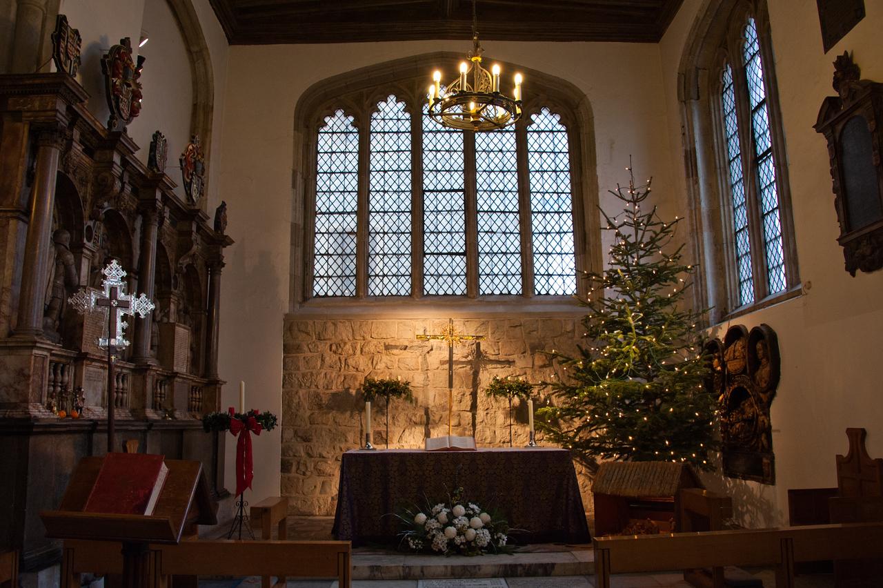 Chapel Royal - Tower of London