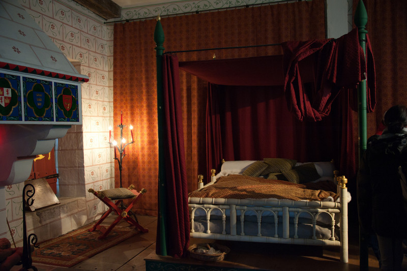 Edward I's Bed Chamber - Tower of London