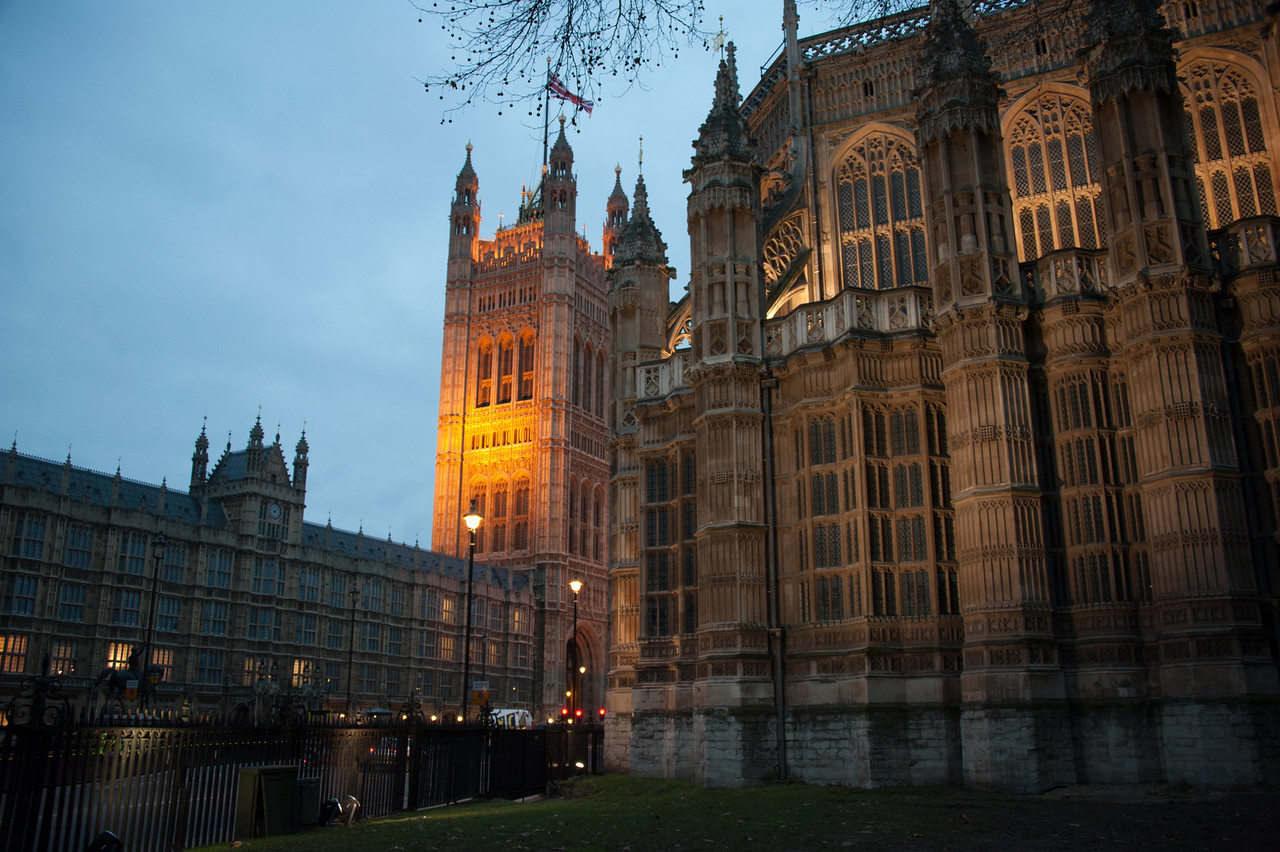 Westminster Abbey and Houses of Parliament