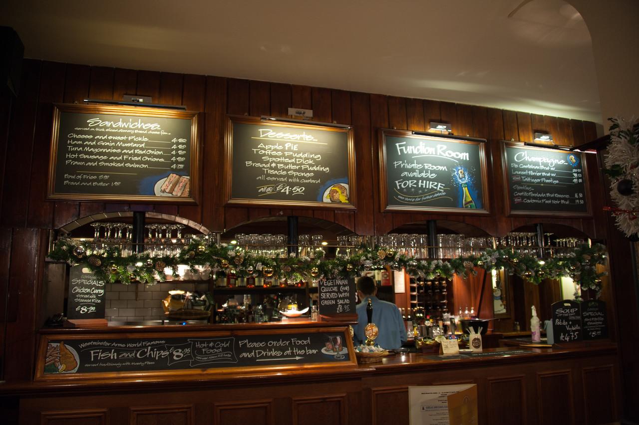 Queen Anne's Pub