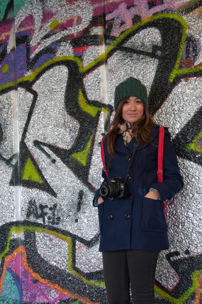 South Bank Graffitti