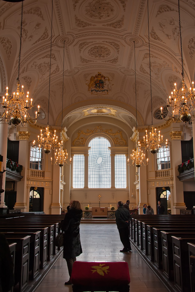 St. Martin in the Fields