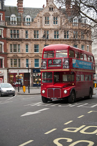 Old School Double Decker