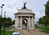 Wellington Arch at Hyde Park