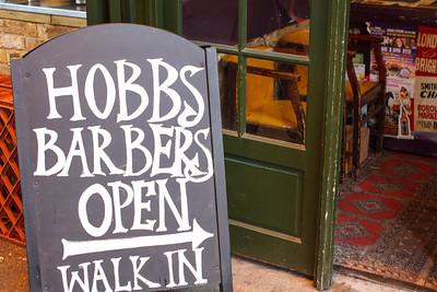Hobbs Barbers Open