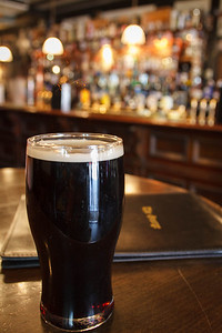 Coffee Porter at The George