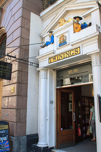 Twinings Shop in the Strand
