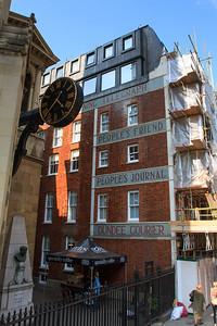 The Dundee Evening Telegraph, Fleet Street