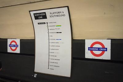 Platform 6, Charing Cross