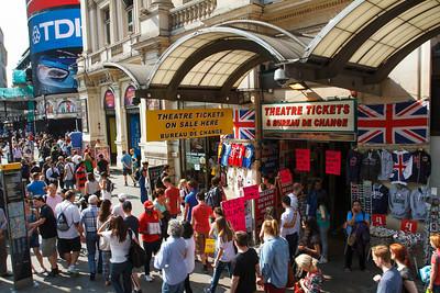 Theatre Tickets & Bureau de Change