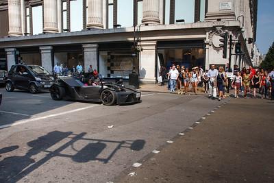 A Kuwaiti Batmobile?