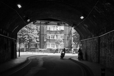 Under The Bridge at Druid Street