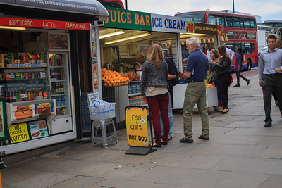London Bridge Juice Bar