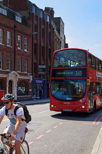 Bike and Bus, Borough