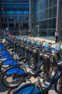 Cycle Hire, Spitalfields Market