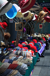 Hat Stand in Spitalfields Market