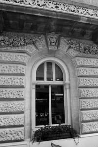 Stonework Detail, Grosvenor Hotel