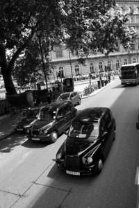 Taxis, Grosvenor Gardens