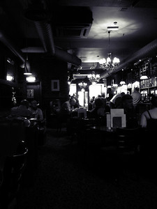 Inside the City of Quebec Pub