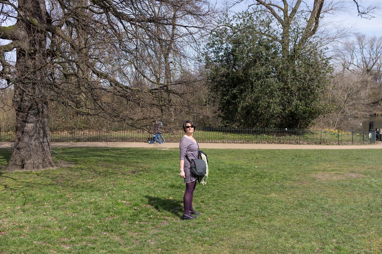 Lisa in Kensington Park