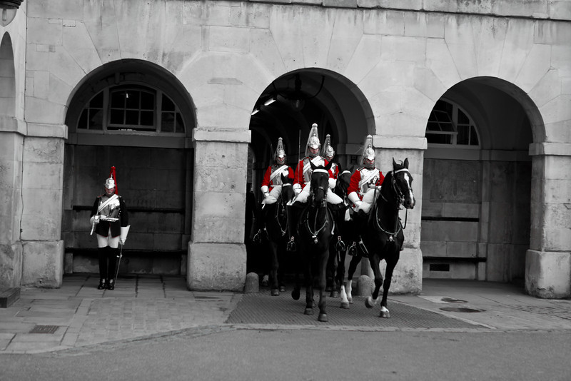 Changing of the Guard<br /> London UK June 2013<br /> Canon 5DMkII + 24-70 2.8L