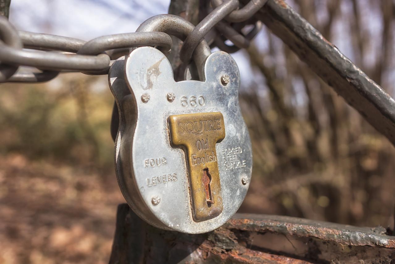 Cool lock in Kensington Park