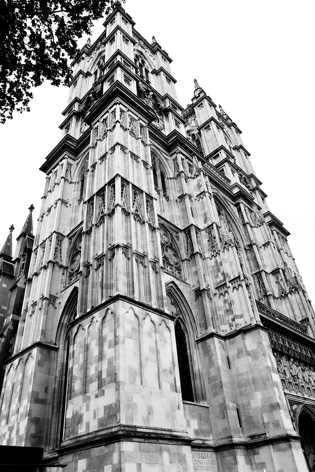 Westminster Abby<br /> London UK June 2013<br /> Canon 5DMkII + 24-70 2.8L