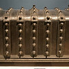 Iron chest at Victoria & Albert Museum