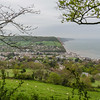 Overlooking Sidmouth
