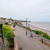 Budleigh Salterton sea-front