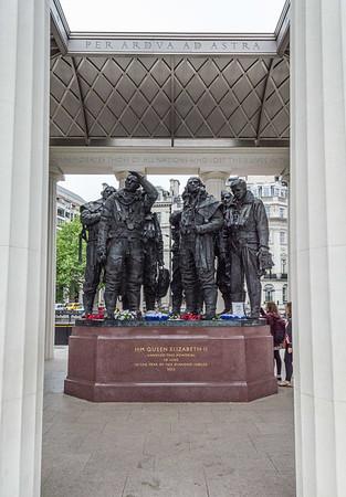 London RAF Bomber Command Memorial